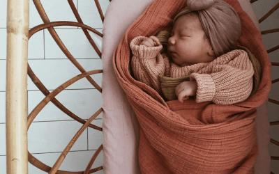 Is mijn pasgeboren dochter ongesteld?!