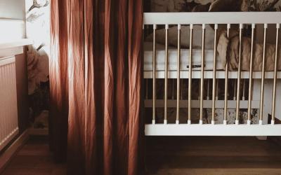 Wanneer slaapt je kindje in zijn/haar eigen kamertje?